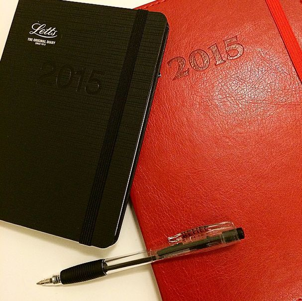 Kom godt igang med alle dine mål for 2015 med en ny kalender fra Bog og Ide. Så er du sikker på du ikke glemmer nået #Fisketorvet #Bogogide #shopping #2015 #Fisketorvet #Copenhagenmall