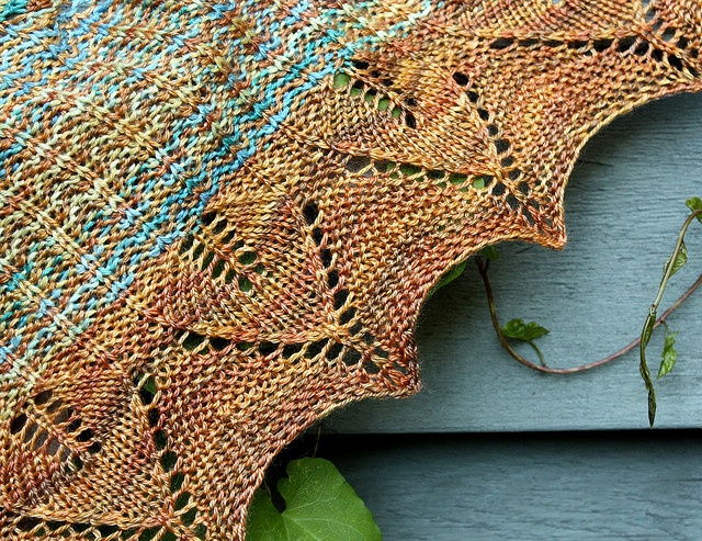 lace knitting #lace #knitting