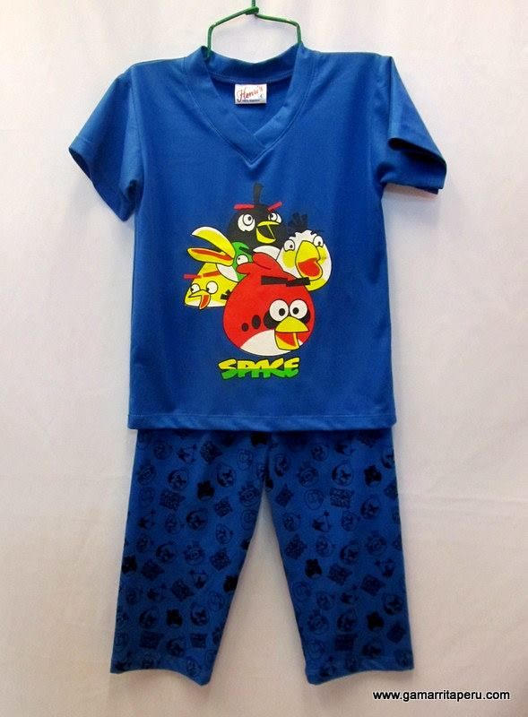 Pijamas Julca Conjunto Pijama Para Nino En Manga Corta