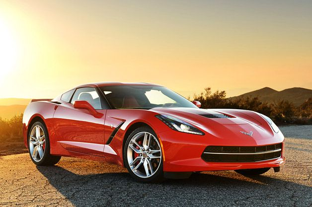 I never thought I'd say it, but this is a car I'd buy and drive. Hard. 2014 Chevrolet Corvette Stingray Review