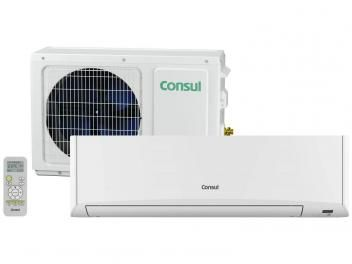 Ar-Condicionado Split Consul 22000 BTUs Frio - Filtro HEPA Facilite CBE22AB