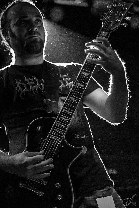Sincarnate at Ucho - Gdynia, Poland #metal #livemusic