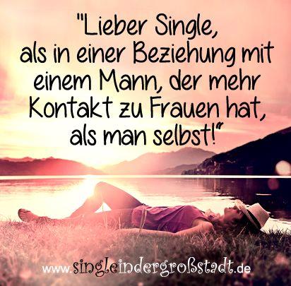 Single mann unglücklich