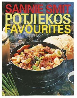 Potjiekos Favorites Recipe Book | Outdoor Warehouse | R189.95