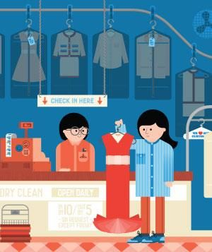 An anonymous dry-cleaning store manager shares the secrets to cutting your dry-cleaning bill.