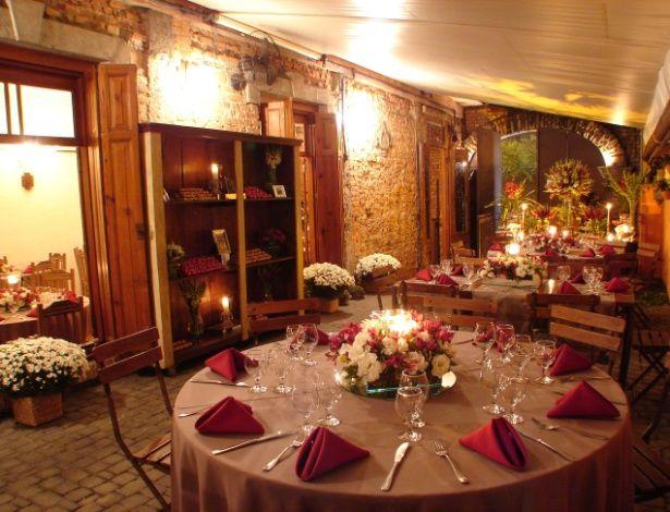 Casamento em restaurante é solução econômica e intimista; veja dicas - Casamento - UOL Mulher
