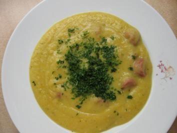 Kartoffelsuppe Kartoffelsuppe - Rezept mit Bild