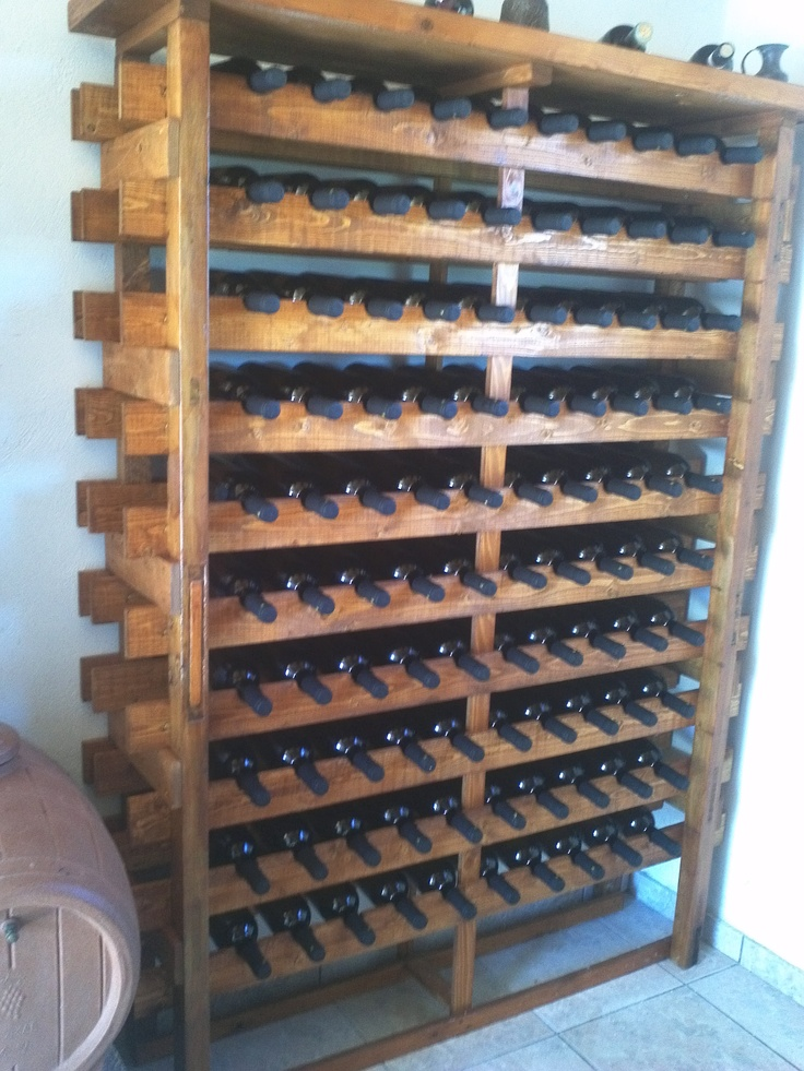 wine rack                                                             https://www.facebook.com/oikodimiourgein/