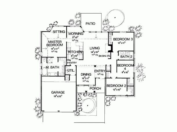 20 best Home Project images on Pinterest Small house plans, House - new house blueprint esl