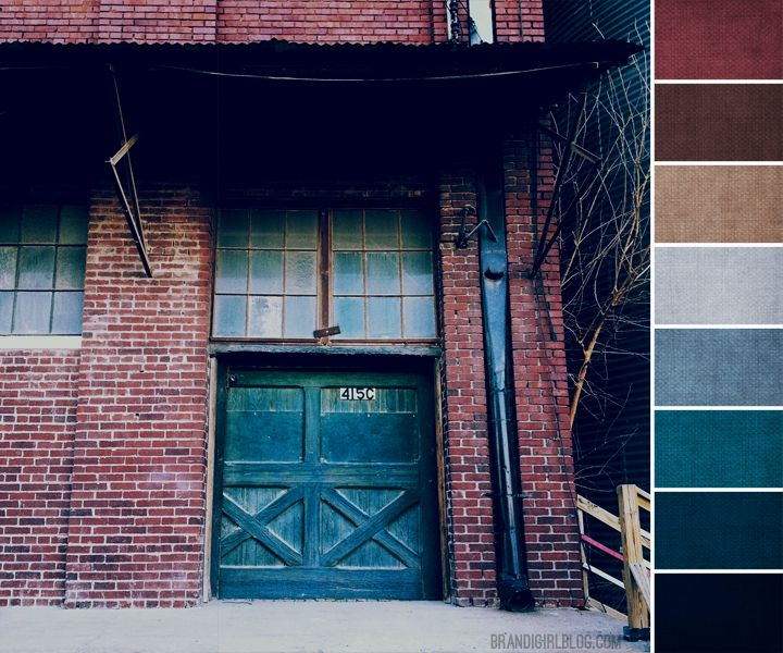 415c Palette Color Palette From Brandigirlblog Com