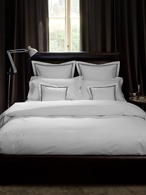 Frette Hotel Duvet Cover   This Would Definitely Make My Nightu0027s That Much  Better
