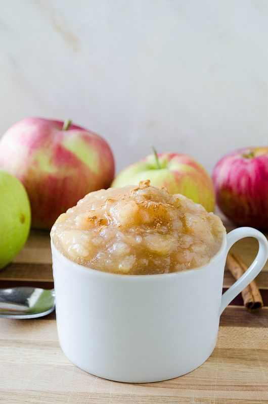 Slow Cooker Applesauce- I made this. So delicious!