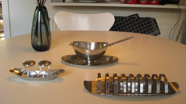 Wilhelm Wagenfeld tableware