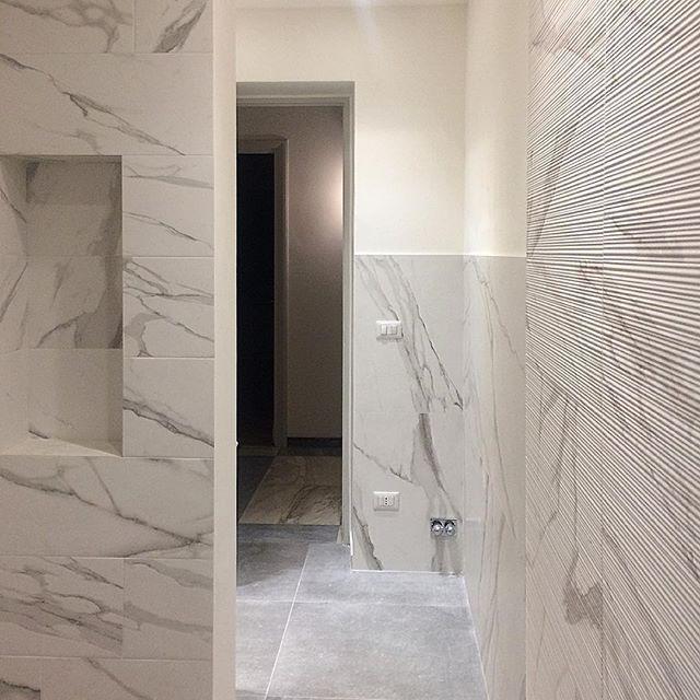 Marble non marble #followme #marble #interior #interiors #interiordesign #interor #igerstorino #igerspiemonte #igersitalia #igersitaly #interni #details #architecture #constructionsite #cantiere #fattoreq #design #torino #picoftheday #photooftheday #instamood #instacool #follow #followme #love #igers