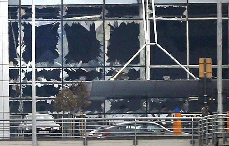 Le bilan provisoire de l'explosion qui a touché l'aéroport de Bruxelles ce matin vers 8 heures est d'au moins 11 morts.