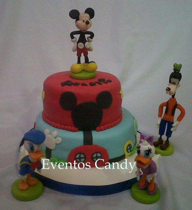 Torta La casa de Mickey Mouse: Home, Good Home-Coming