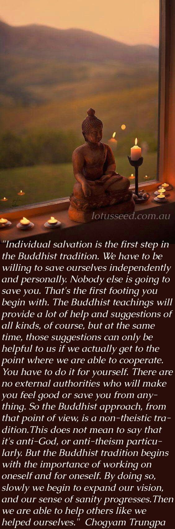 Chogyam Trungpa Buddhist Zen quotes by lotusseed.com.au