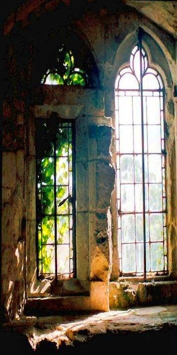 .linda ventana..... antigua....