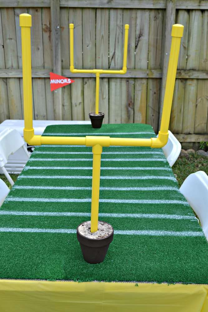Sports Birthday Party Ideas | Photo 4 of 23 | Catch My Party