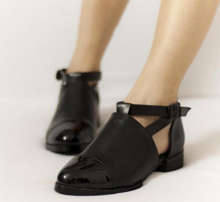 black shoes from alexander wang, pre-fall 2011. Visit http://www.handbagloverusa.com