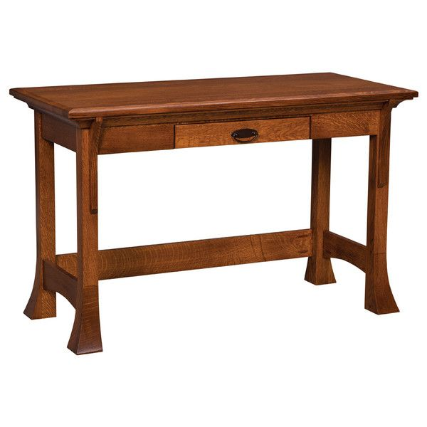 Breckenridge Writing Desk   Amish Tables Choose Your Wood U0026 Finish #office  #homeoffice #