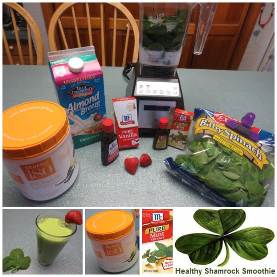 Enjoy! ...McDonald's Shamrock Shakes are very addicting, but this is a much healthier version you can make at home. Easy to make and a very healthy and nutritious Shaklee 180 protein drink that you can enjoy as a meal replacement for breakfast or lunch. #shaklee180 #shamrockshake