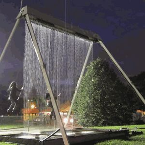 water swings! I would be here all night
