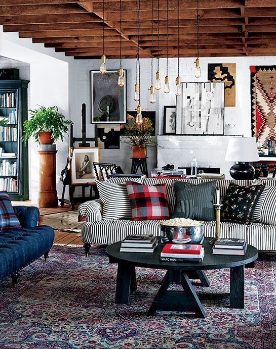 Ralph Lauren Home Furniture Décor West Village Collection