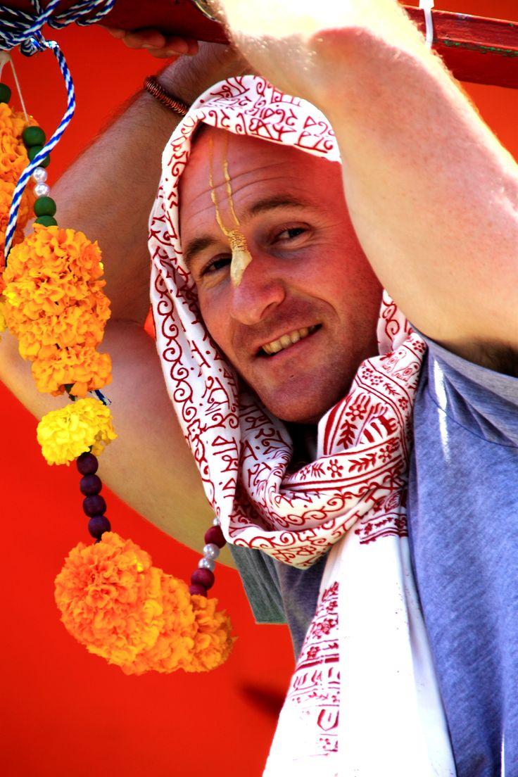 Festival of Chariots, Hare Krishna, Sea Point 2014, ISKCON;