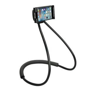 Steady New Lazy Neck Phone Holder Stand For Iphone Universal Cell Phone Desk Mount Bracket For Samsung Xiaomi Flexible Phone Holder Mobile Phone Holders & Stands
