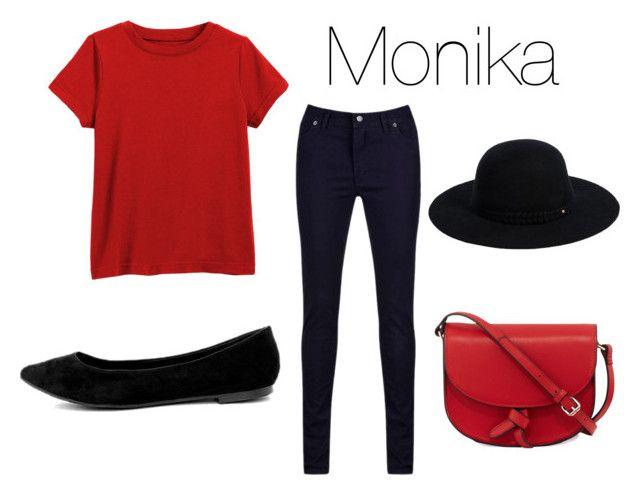 """Monika zima głęboka"" by patsythehunter on Polyvore featuring moda, Breckelle's, Siggi i KC Jagger"