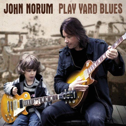 PLAY YARD BLUES (2010) #johnnorum Check John Norum complete discography at http://www.johnnorum.se/discography/