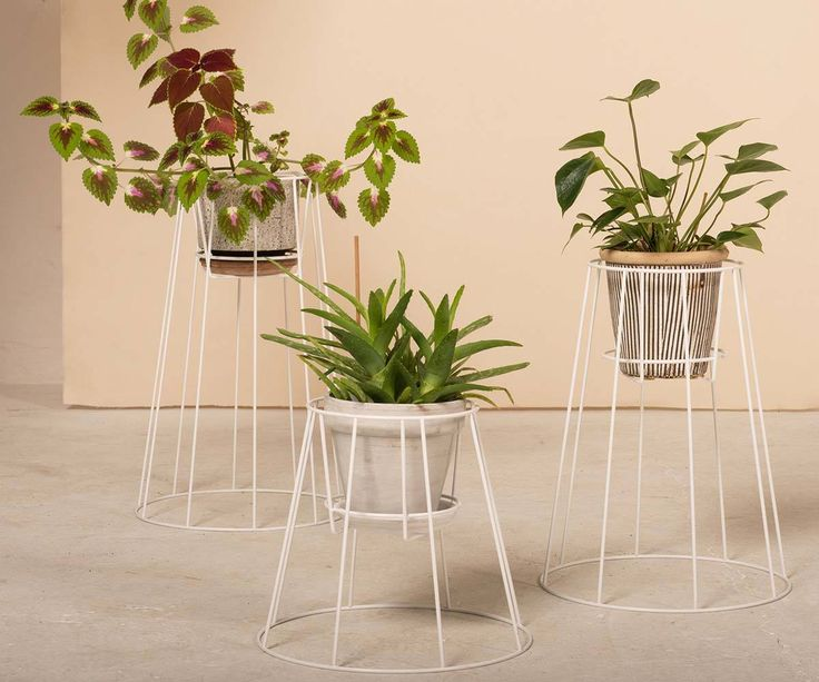 Cibele Plant Stand, designed for OK Design,  Get The Originals at www.2ndfloor.gr