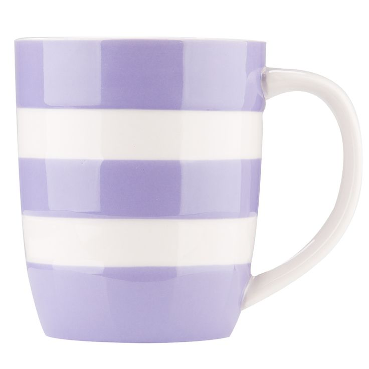 Cornishware - Parma Violet Mug | Peter's of Kensington