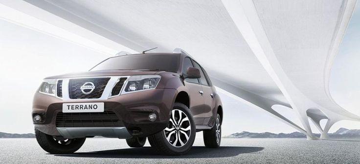 #NissanTerrano - Premium #CompactSUV of the year!