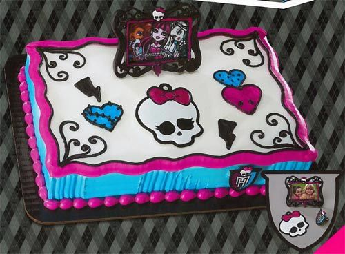 Monster High Birthday Cake Walmart Canada