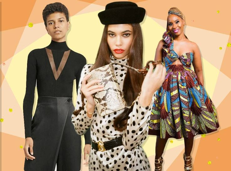 Black owned fashion brands to support e online