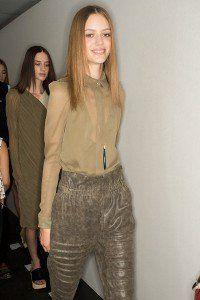 chloe ss14 esther fashion show runway