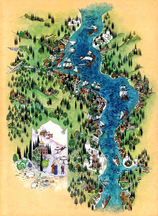 Bogazici Map