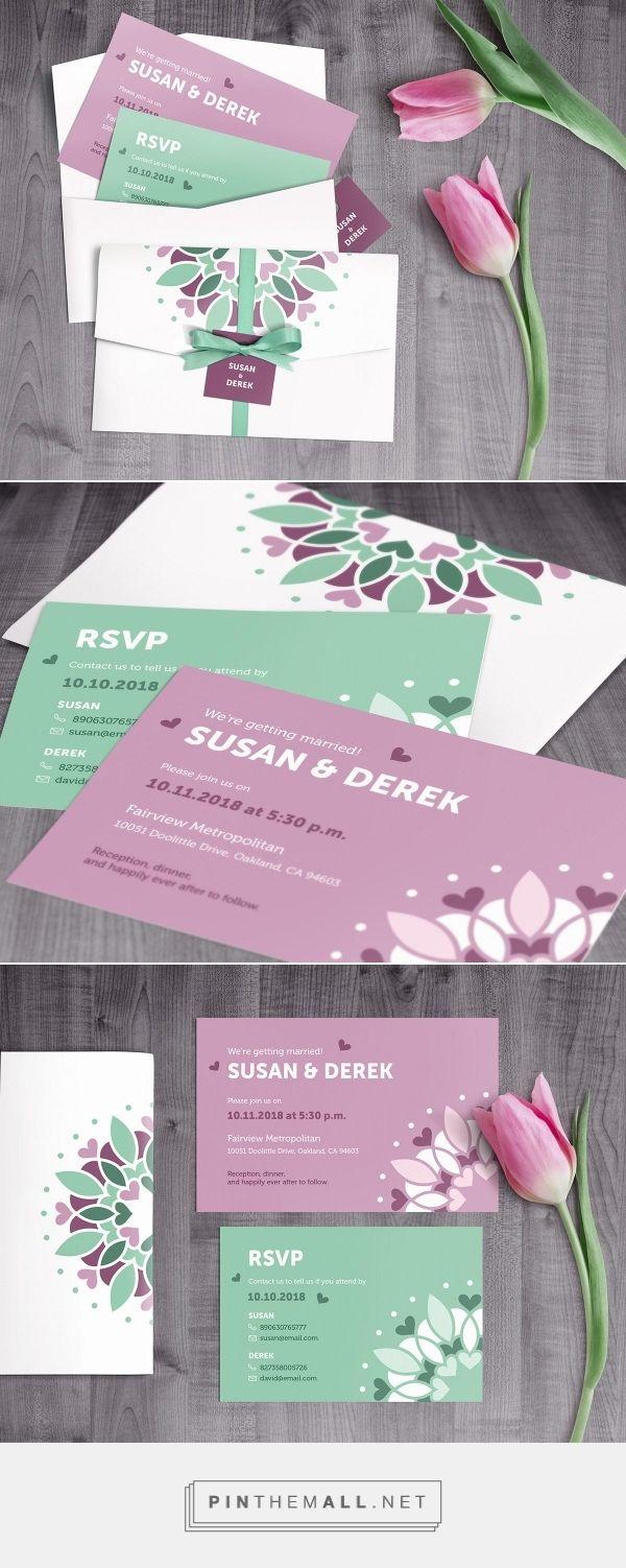 20 Best Wedding Invitations Images On Pinterest Bridal Invitations
