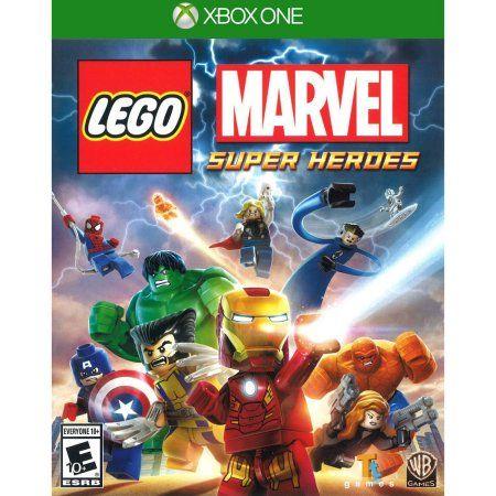 LEGO Marvel Super Heroes (Xbox One) - Walmart.com