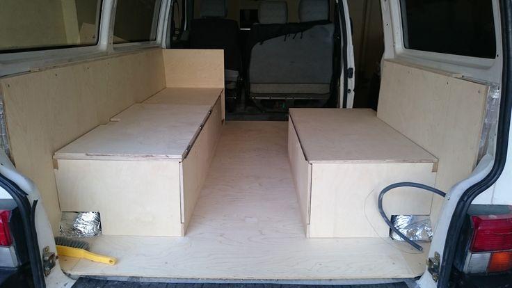 13 besten skoda roomster camper van rv bilder auf pinterest campingbus ausbau und caravan. Black Bedroom Furniture Sets. Home Design Ideas