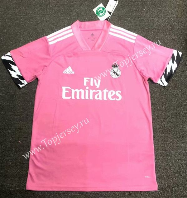 2020 2021 Real Madrid Away Pink Thailand Soccer Jersey Aaa 407 Real Madrid Soccer Jersey Real Madrid Football