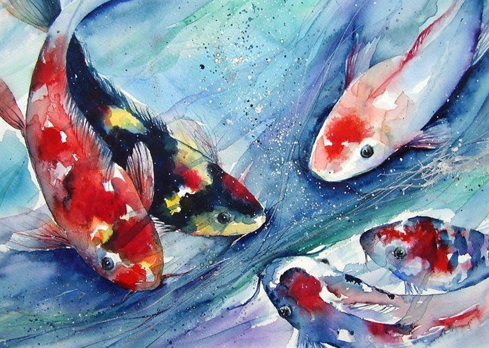 1000 images about fran mcgarry art on pinterest for Ultimate koi clay