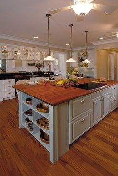 Plantation by the Sea - tropical - kitchen - hawaii - by Archipelago Hawaii, refined island designs