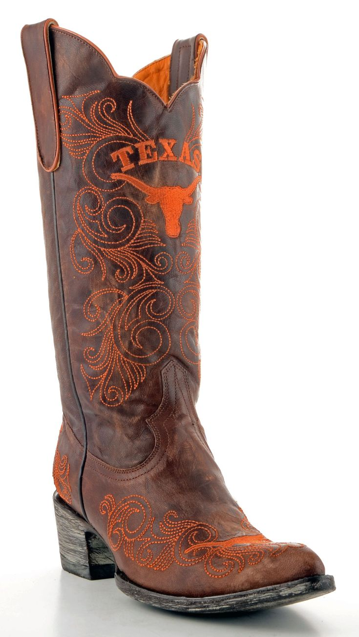 Womens University Of Texas Boots | UT-L071-1 | GameDayBoots