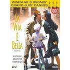 Informatie over de film La vita è bella (1997) van regisseur Roberto Benigni, aangevuld met 30 filmverslagen van middelbare scholieren.