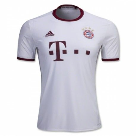 Camiseta del Bayern Munich Third 2016 2017