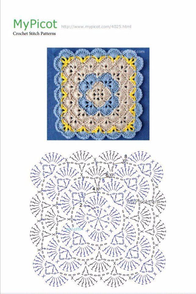 Mejores 21 imágenes de Вязание en Pinterest | Ganchillo, Calcetines ...