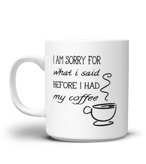 # I am Sorry... .  Begrenztes Angebot! Nicht im Einzelhandel erhältlich, nur hier.Exklusivdruck- Die Tassen werden extra für Sie bedruckt und versandt.100% ZufriedenheitsgarantieEntdecke viele weitere Designs auf: www.tassenmegastore.deSicher und schnell bezahlen mit:Tags: Geschenk, Spruch, lustig, Montag, Kaffee, Tee, Arbeit, Büro